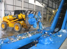 Bermuda's Material Recovery Facility (MRF)